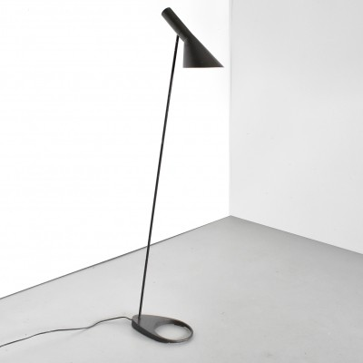 AJ Visor floor lamp by Arne Jacobsen for Louis Poulsen, 1950s