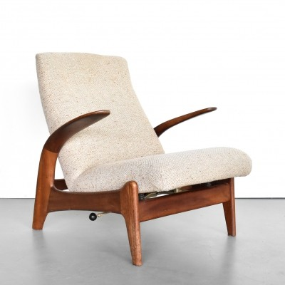 Rock 'n Rest lounge chair by De Ster Gelderland for Gimson & Slater, 1960s