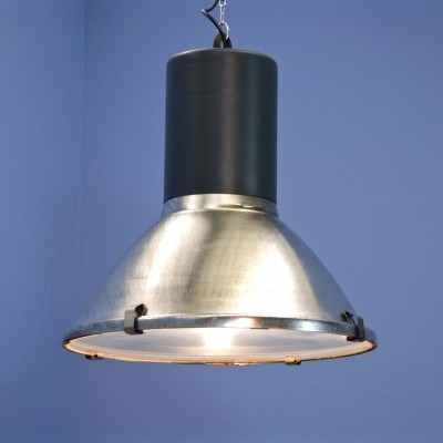 Industrial hanging lamp, 1960s