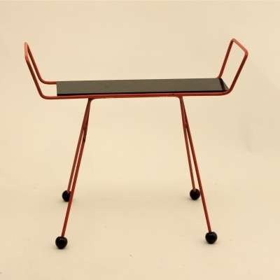 Flower stand side table, 1960s