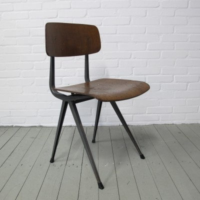 Result dinner chair by Friso Kramer for Ahrend de Cirkel, 1950s