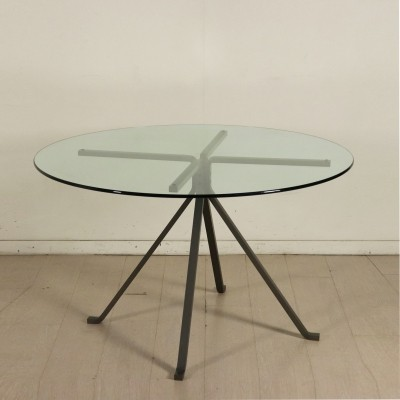 Cugino Table by Enzo Mari for Driade, Italy 1970s