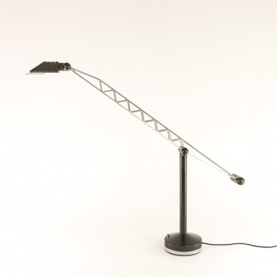 Leader table lamp by Barbieri & Marianelli for Tronconi, 1980s