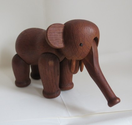 Original Vintage Danish Elephant by Kay Bojesen