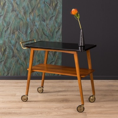 Serving trolley from the 1950s