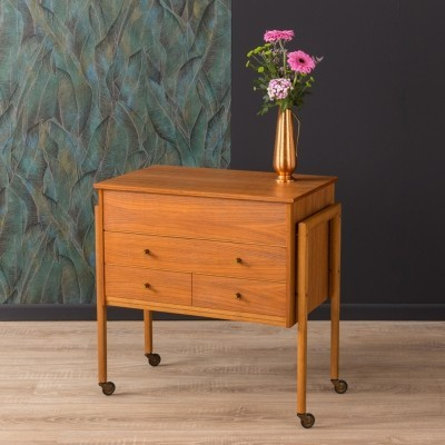 German sewing cabinet from the 1960s