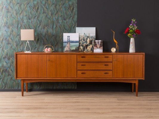 German sideboard by Bartels from the 1960s