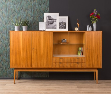 German buffet by WK Möbel from the 1950s