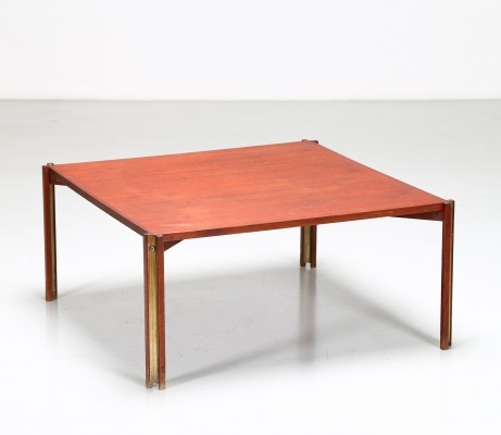 Mod. 'Castore' 1201 coffee table by Ico Parisi for Stildomus, 1950s