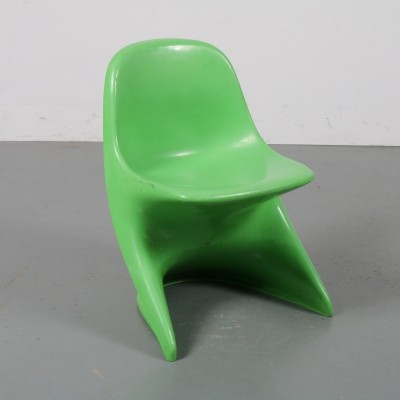 Kids Chair by Alexander Begge for Casala, 1970s