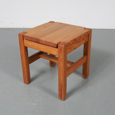 Stool by Ilmari Tapiovaara for Laukaan Puu Finnland, 1960s