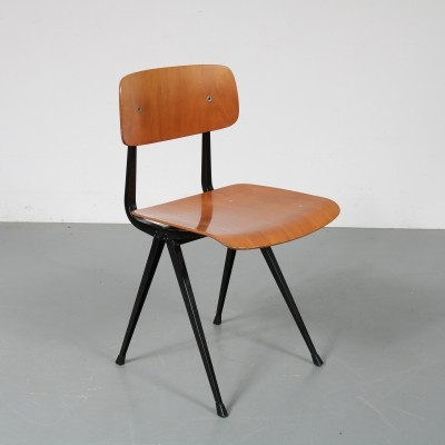 Dinner chair by Friso Kramer for Ahrend de Cirkel, 1960s
