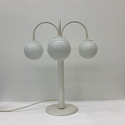 Large vintage table lamp, 1970's