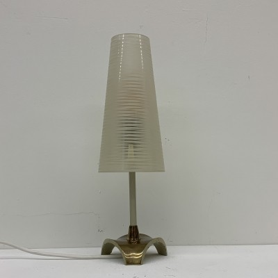 Vintage table lamp, 1950's