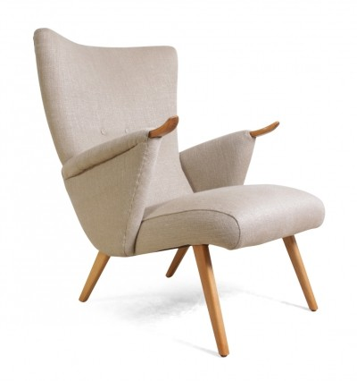 Mid Century Chair, France 1950s