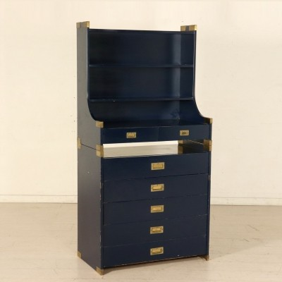 Cabinet made of Lacquered Wood, Italy 1960s-70s