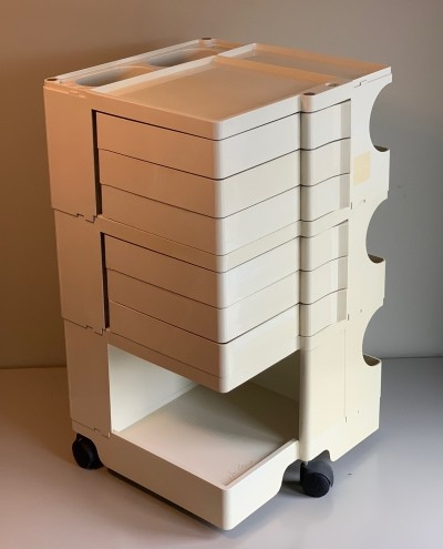 Boby serving trolley by Joe Colombo for Bieffeplast, 1970s