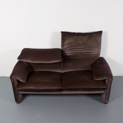 Maralunga sofa by Vico Magistretti for Cassina, 1990s
