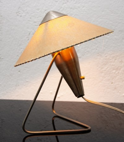 Desk lamp by Helena Frantova for Okolo, 1950s