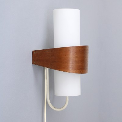 Vintage 'NX40' Louis Kalff wall lamp by Philips