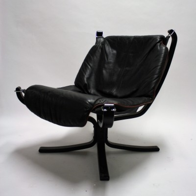 Small model Falcon chair by Sigurd Ressel, 1970s