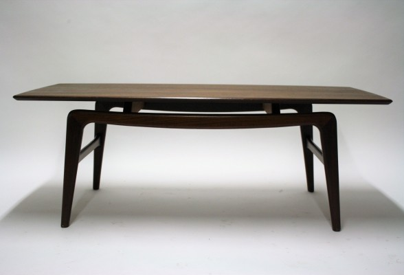 Vintage coffee Table by Louis Van Teeffelen for Wébé