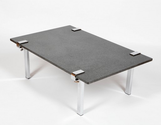 Iconic coffee table by François Arnal for Atelier A