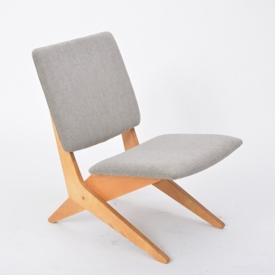 Vintage Fb18 Scissor Chair By Jan Van Grunsven For UMS Pastoe
