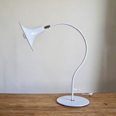 Long Necked Italian Table Lamp