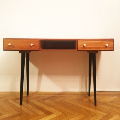 Toilet Table By Mojmir Pozar for UP Zavody, 1960s