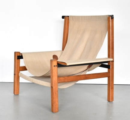 Dick Lookman lounge chair produced by Artimeta for Metz & Co, 1950s
