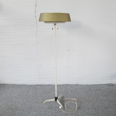 ST 7128/A floor lamp by Niek Hiemstra for Hiemstra Evolux, 1950s