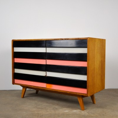 Vintage Chest of Drawers by Jiří Jiroutek for Interier Praha, 1960s
