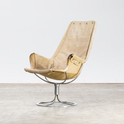 60s Bruno Mathsson 'jetson' chair for Dux
