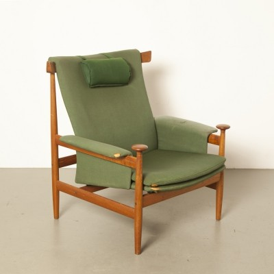 152 Bwana lounge chair by Finn Juhl for France & Son, 1960s
