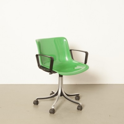 Modus office chair by Osvaldo Borsani for Tecno, 1970s