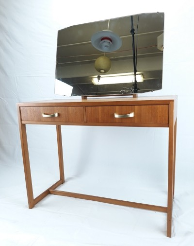 Teak dressing table by Gibbs Furniture
