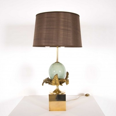 Desk lamp by Christiane Charles for Maison Charles, 1970s