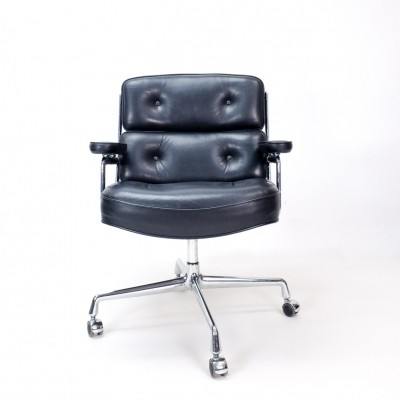 Vintage Eames Time Life Lobby Chair, 1970s
