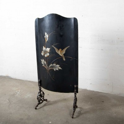 Vintage Fire screen, 1920s