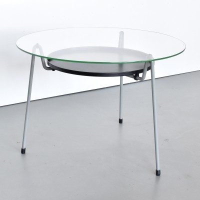 Mosquito model 535 coffee table by Wim Rietveld for Gispen, 1950s