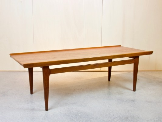 Teak 500 series coffee table by Finn Juhl for France & Son, 1958