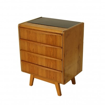 Chest of drawers by Bohumil Landsman for Jitona NP, 1960s