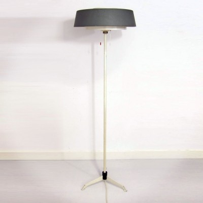 Large Hiemstra ST 7128 fifties floor lamp