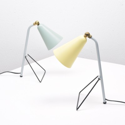 Two Anvia Almelo table lights