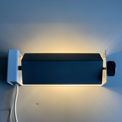 Wall lamp by Niek Hiemstra for Hiemstra Evolux, 1950s