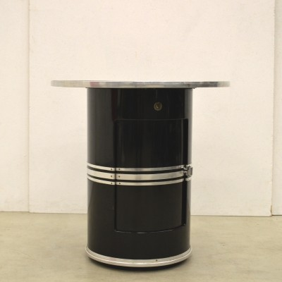 Rare Model Tanger Bar Table by Mauser Rundform Series, 1939