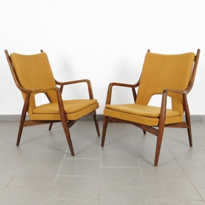 2 x vintage arm chair, 1960s