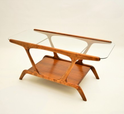 Italian coffee table by Cesare Lacca for Cassina, 1950s