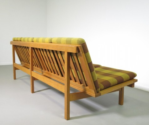 4 seater 'BM2219' sofa by Børge Mogensen, 1956
